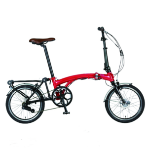 folding bike test 1